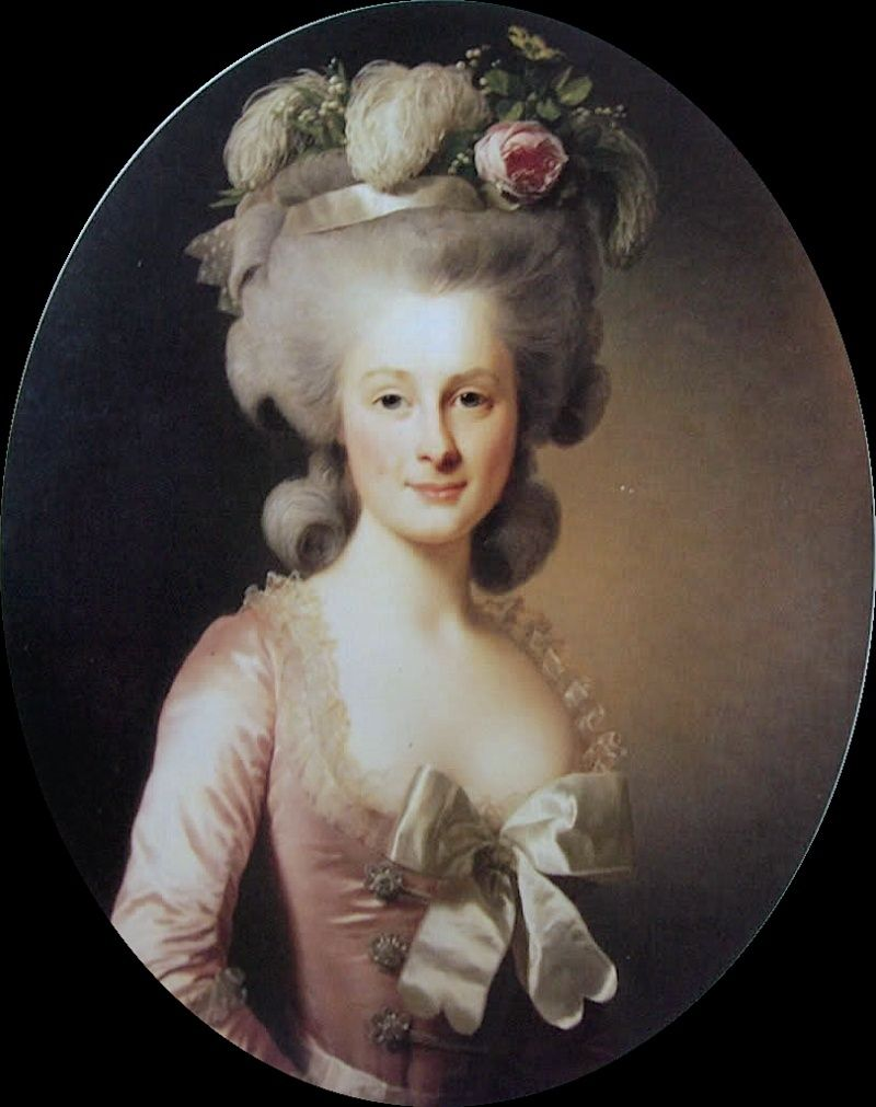 Portraits de la princesse de Lamballe (peintures, dessins, gravures) - Page 5 Prince19