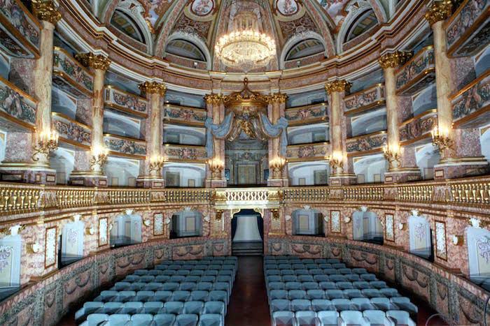 Marie-Caroline à Naples : le Palais Royal de Caserte Reggia14