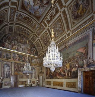 Buste de Marie-Antoinette, Palais Pitti (Florence) Sala-d10