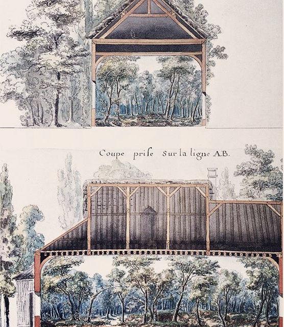 Le voyage en Europe du comte et de la comtesse du Nord : le tsarévitch Paul et son épouse. Salle_12