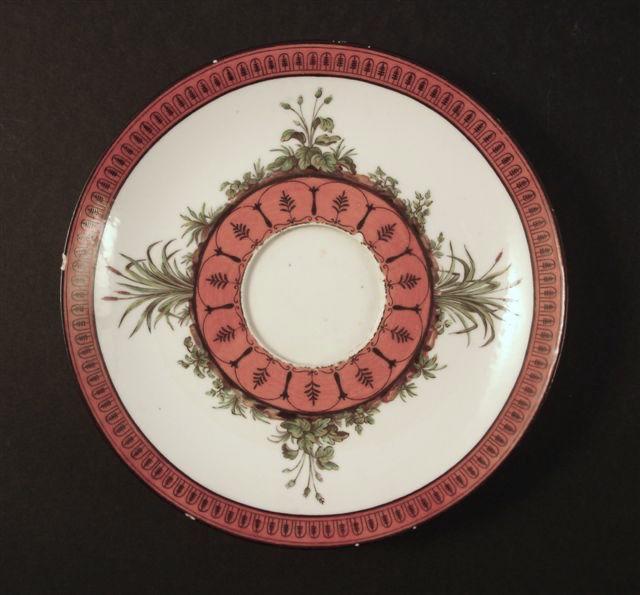 Service de Marie-Antoinette pour Rambouillet en porcelaine de Sèvres Soucou10