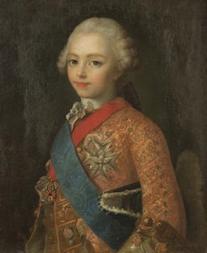 fredou - Portraits de Marie-Antoinette et de la famille royale, par Jean-Martial Frédou Tumblr11