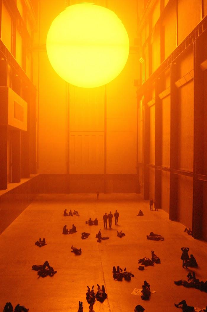 Art contemporain à Versailles : Olafur Eliasson Versai16