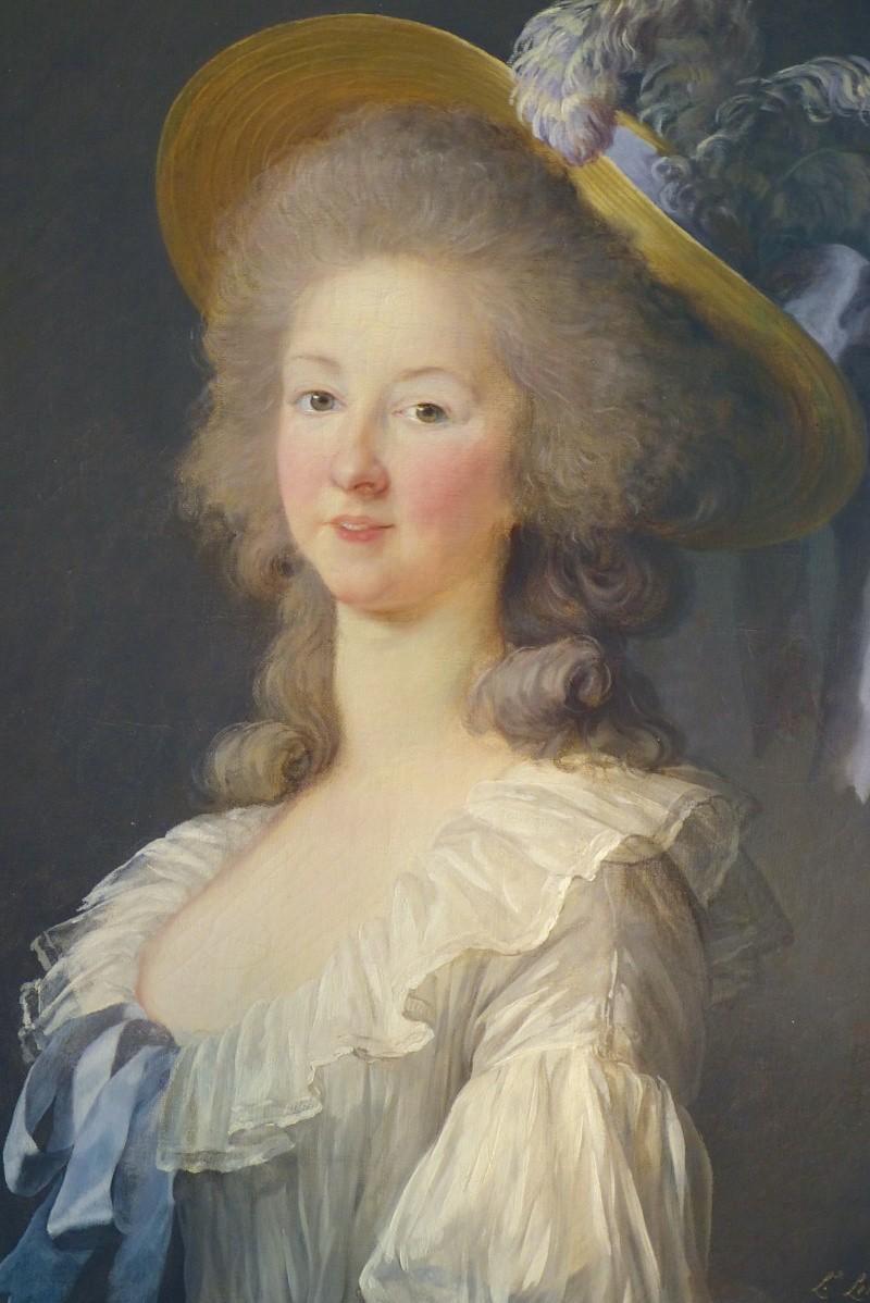 Portraits de la princesse de Lamballe Vigee_25