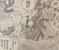 One Piece Manga 816: Spoiler Op816-10