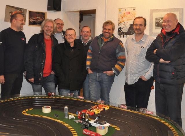 12 Rennen und eine Menge Storys ... Gruppe13