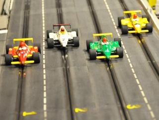 12 Rennen und eine Menge Storys ... Indys10