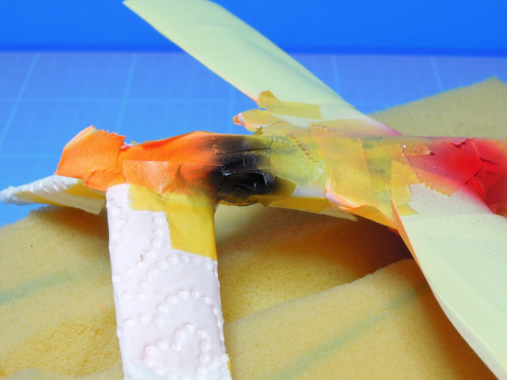 Fouga CM-175 Zéphyr-Spécial Hobby-1/72° (terminé) - Page 4 Dscn0014