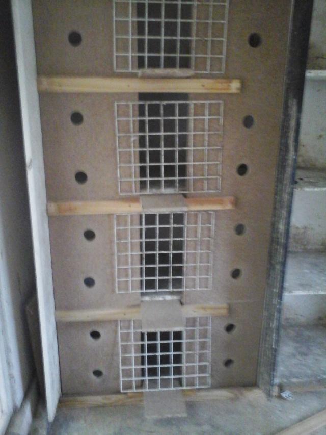 renovation de mes cases d'elevage 20151217