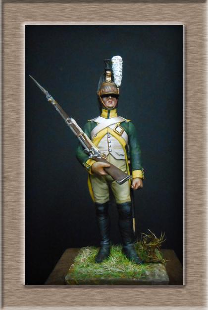 Grenadier 15e régiment Infanterie de la ligne Espagne 1807 MM 54m (modifications)  - Page 2 7413010