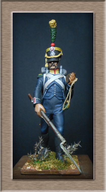 Grenadier 15e régiment Infanterie de la ligne Espagne 1807 MM 54m (modifications)  - Page 4 74244510