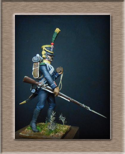 Grenadier 15e régiment Infanterie de la ligne Espagne 1807 MM 54m (modifications)  - Page 4 74244910