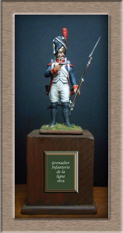Grenadier 15e régiment Infanterie de la ligne Espagne 1807 MM 54m (modifications)  - Page 2 7448110