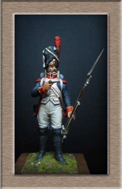 Grenadier 15e régiment Infanterie de la ligne Espagne 1807 MM 54m (modifications)  - Page 2 7449010