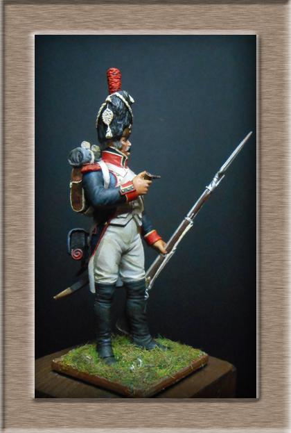 Grenadier 15e régiment Infanterie de la ligne Espagne 1807 MM 54m (modifications)  - Page 2 7449310