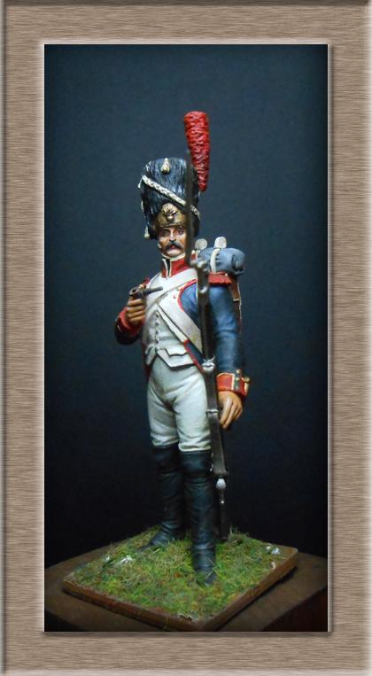 Grenadier 15e régiment Infanterie de la ligne Espagne 1807 MM 54m (modifications)  - Page 2 7449710