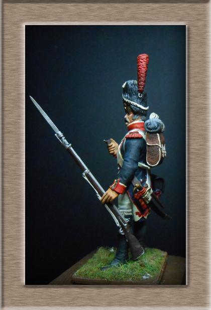 Grenadier 15e régiment Infanterie de la ligne Espagne 1807 MM 54m (modifications)  - Page 2 7450010