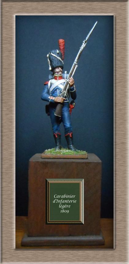 Grenadier 15e régiment Infanterie de la ligne Espagne 1807 MM 54m (modifications)  74_00210