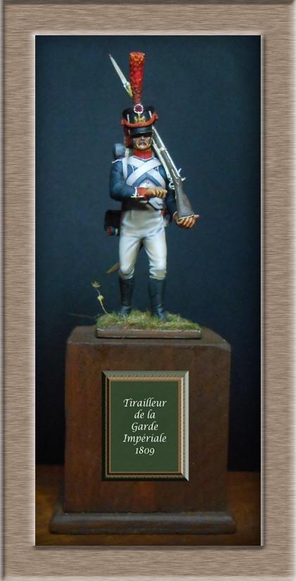 Grenadier 15e régiment Infanterie de la ligne Espagne 1807 MM 54m (modifications)  74_20410