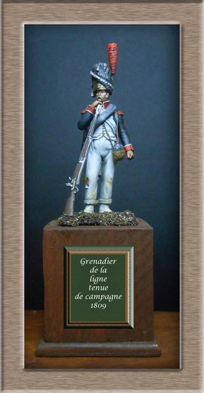 Grenadier 15e régiment Infanterie de la ligne Espagne 1807 MM 54m (modifications)  - Page 16 74_22910