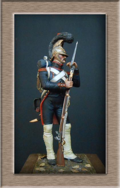 Grenadier 15e régiment Infanterie de la ligne Espagne 1807 MM 54m (modifications)  - Page 2 74_23711
