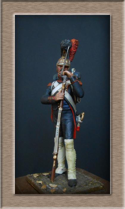 Grenadier 15e régiment Infanterie de la ligne Espagne 1807 MM 54m (modifications)  - Page 2 74_23810