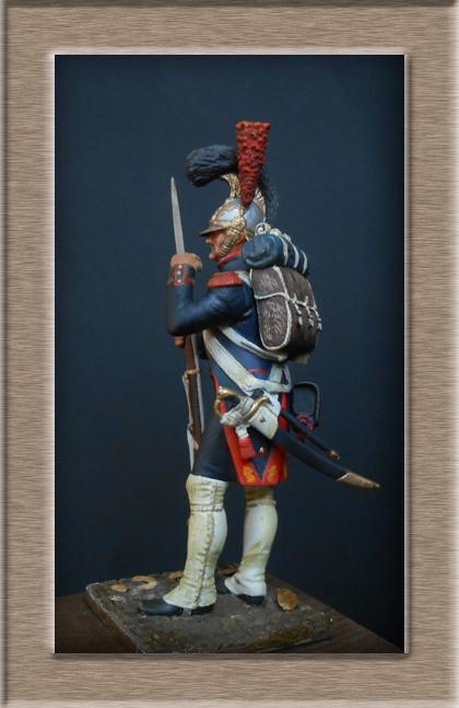 Grenadier 15e régiment Infanterie de la ligne Espagne 1807 MM 54m (modifications)  - Page 2 74_23811