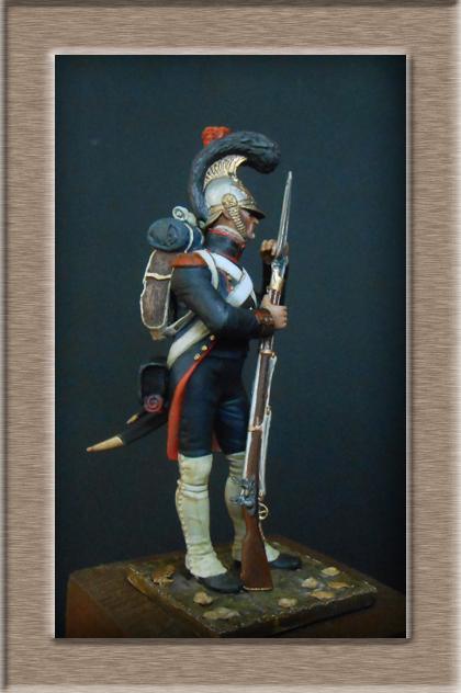 Grenadier 15e régiment Infanterie de la ligne Espagne 1807 MM 54m (modifications)  - Page 2 74_23910