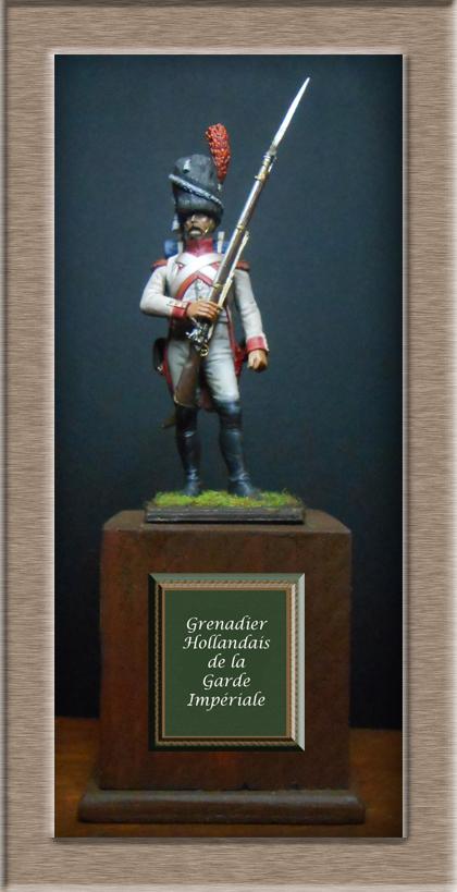 Grenadier 15e régiment Infanterie de la ligne Espagne 1807 MM 54m (modifications)  - Page 2 74_24311