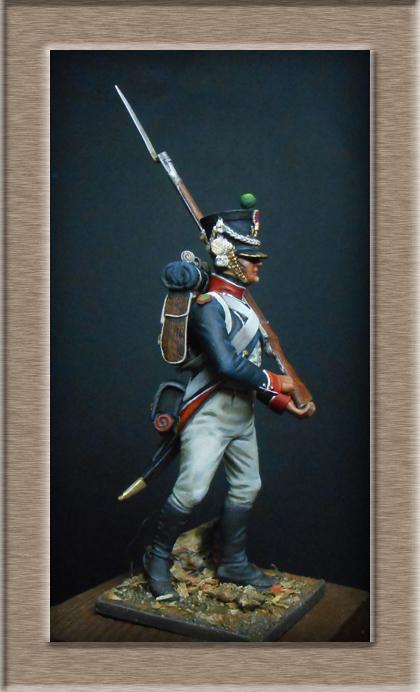 Grenadier 15e régiment Infanterie de la ligne Espagne 1807 MM 54m (modifications)  - Page 10 74_25111