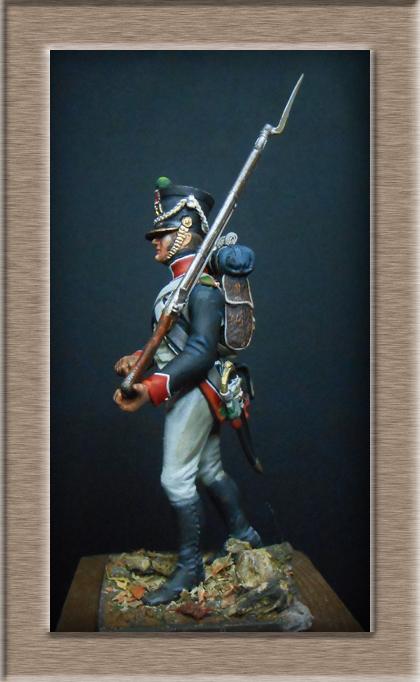 Grenadier 15e régiment Infanterie de la ligne Espagne 1807 MM 54m (modifications)  - Page 10 74_25112