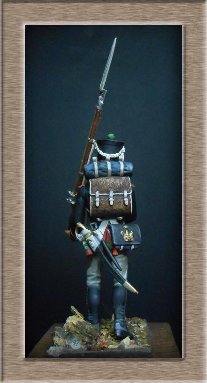 Grenadier 15e régiment Infanterie de la ligne Espagne 1807 MM 54m (modifications)  - Page 10 74_25210