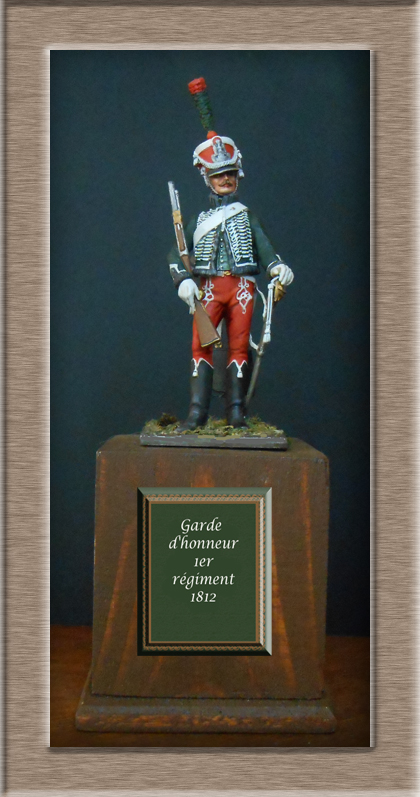 Grenadier 15e régiment Infanterie de la ligne Espagne 1807 MM 54m (modifications)  74_25211