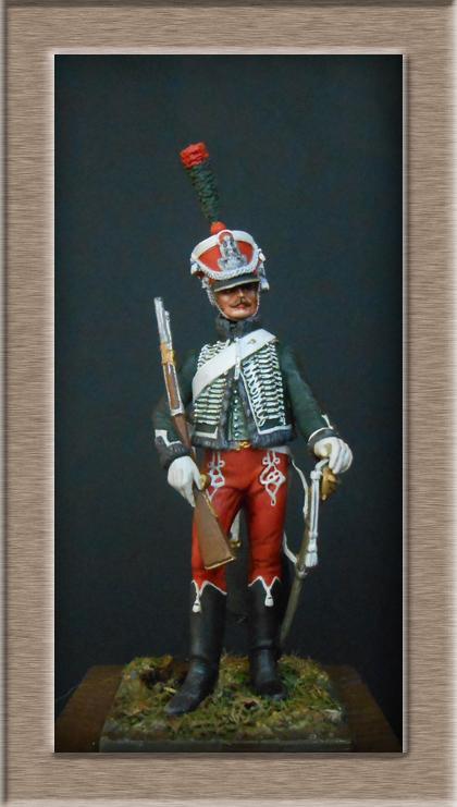 Grenadier 15e régiment Infanterie de la ligne Espagne 1807 MM 54m (modifications)  74_25310