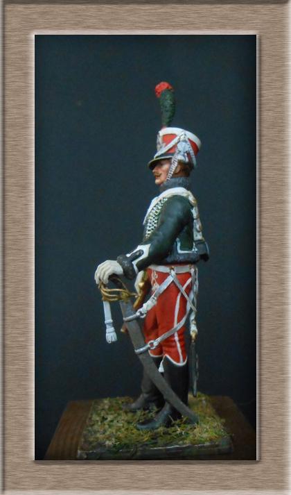 Grenadier 15e régiment Infanterie de la ligne Espagne 1807 MM 54m (modifications)  74_25410
