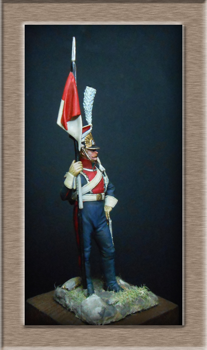 Grenadier 15e régiment Infanterie de la ligne Espagne 1807 MM 54m (modifications)  74_25910