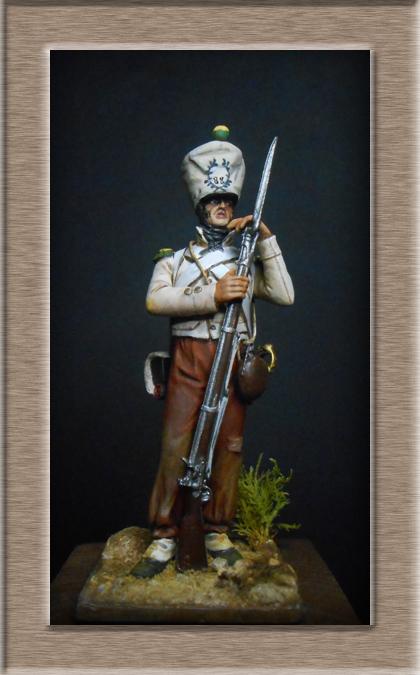 Grenadier 15e régiment Infanterie de la ligne Espagne 1807 MM 54m (modifications)  - Page 16 74_26214