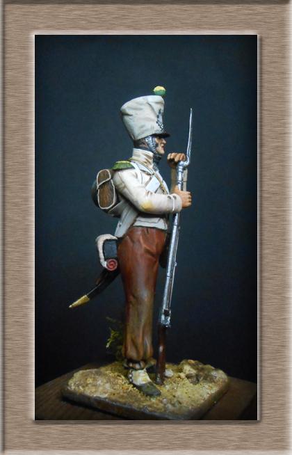 Grenadier 15e régiment Infanterie de la ligne Espagne 1807 MM 54m (modifications)  - Page 16 74_26310