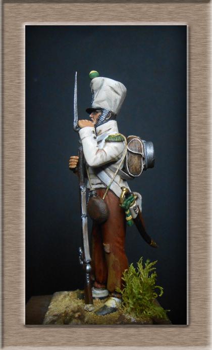 Grenadier 15e régiment Infanterie de la ligne Espagne 1807 MM 54m (modifications)  - Page 16 74_26311