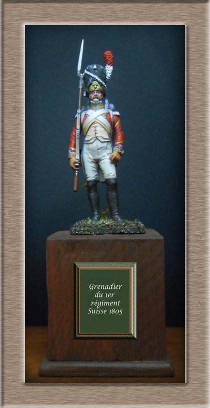 Grenadier 15e régiment Infanterie de la ligne Espagne 1807 MM 54m (modifications)  74_26812