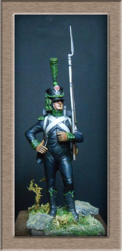 Grenadier 15e régiment Infanterie de la ligne Espagne 1807 MM 54m (modifications)  - Page 11 74_26911
