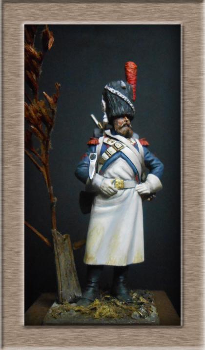 Grenadier 15e régiment Infanterie de la ligne Espagne 1807 MM 54m (modifications)  - Page 2 74_27511