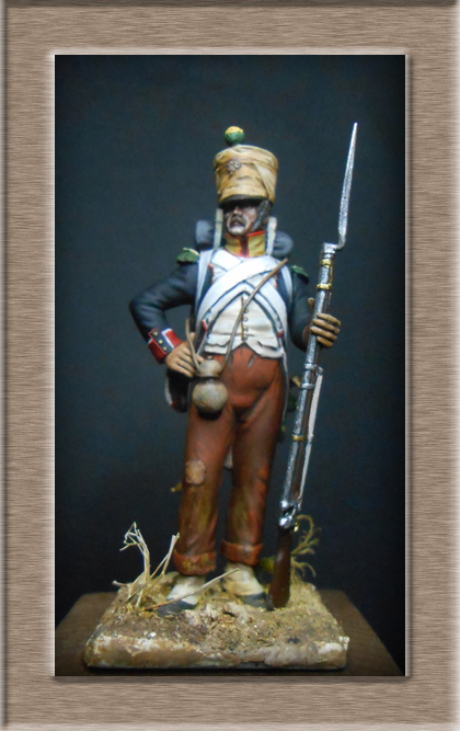 Grenadier 15e régiment Infanterie de la ligne Espagne 1807 MM 54m (modifications)  - Page 16 74_27810
