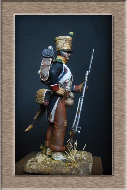 Grenadier 15e régiment Infanterie de la ligne Espagne 1807 MM 54m (modifications)  - Page 16 74_27811