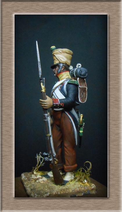 Grenadier 15e régiment Infanterie de la ligne Espagne 1807 MM 54m (modifications)  - Page 16 74_27910