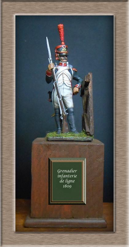 Grenadier 15e régiment Infanterie de la ligne Espagne 1807 MM 54m (modifications)  - Page 10 74_29410