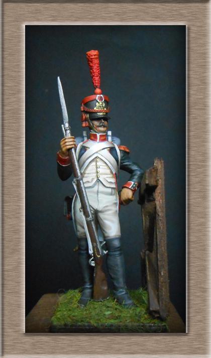 Grenadier 15e régiment Infanterie de la ligne Espagne 1807 MM 54m (modifications)  - Page 10 74_29411