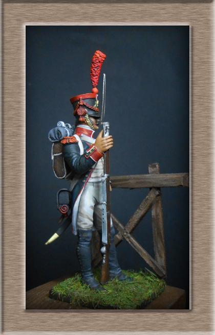 Grenadier 15e régiment Infanterie de la ligne Espagne 1807 MM 54m (modifications)  - Page 10 74_29510