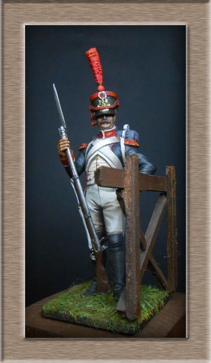 Grenadier 15e régiment Infanterie de la ligne Espagne 1807 MM 54m (modifications)  - Page 10 74_29511