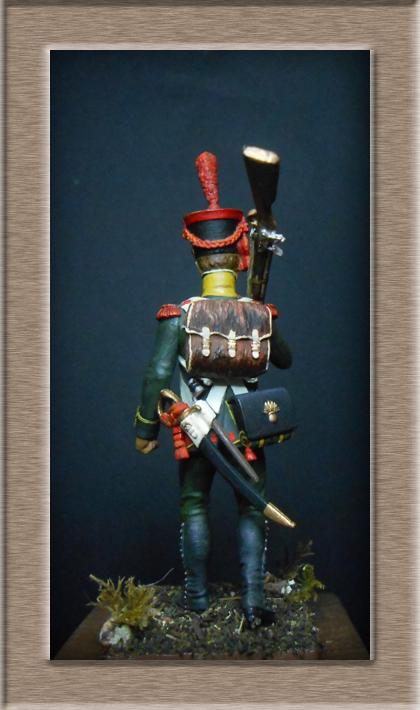 Grenadier 15e régiment Infanterie de la ligne Espagne 1807 MM 54m (modifications)  74_31210